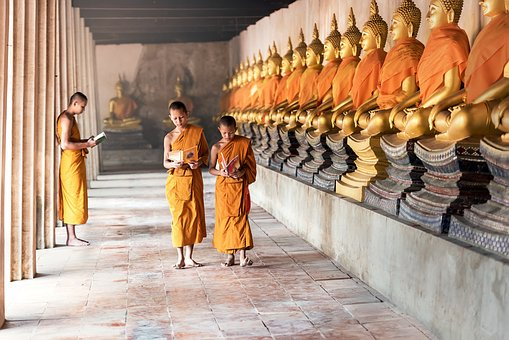 Buddhism: Way To Achieve Ultimate Enlightenment