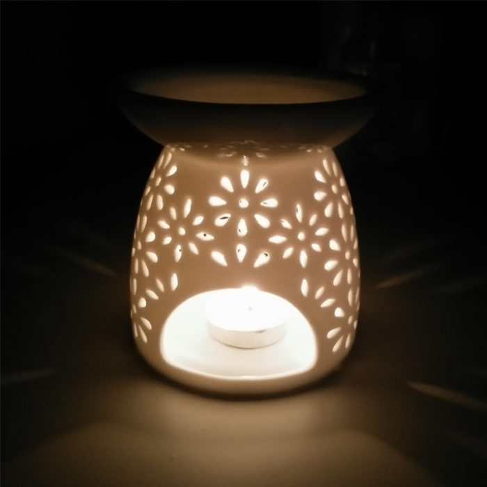 Aromatherapy Scented Fragrance Oil Candle Burner