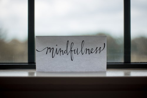 4 Mindfulness Tips To Regain Your Core