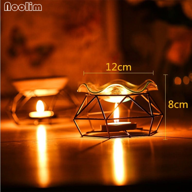 Why Use An Aroma Lamp Essential Oil Burner - Its Benefits and More