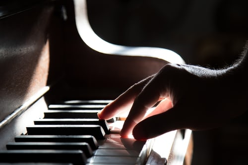 Peace Of Mind with relaxing piano music.